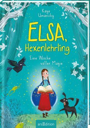 Elsa, Hexenlehrling - Eine Woche voller Magie
