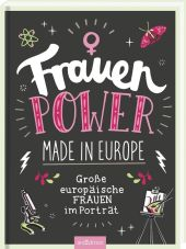 Frauenpower made in Europe Cover