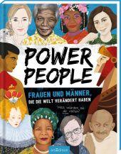 Power People - Frauen und Männer, die die Welt verändert haben Cover