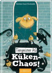 Tiergeister AG - Küken-Chaos! Cover