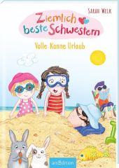 Ziemlich beste Schwestern - Volle Kanne Urlaub Cover