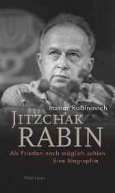 Jitzchak Rabin Cover