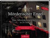 Mörderischer Engel - Ein Krimi-Adventskalender in 24 Teilen Cover