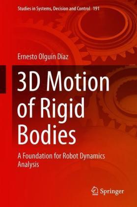 3D Motion of Rigid Bodies