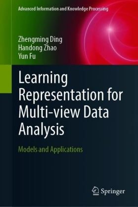 Learning Representation for Multi-View Data Analysis