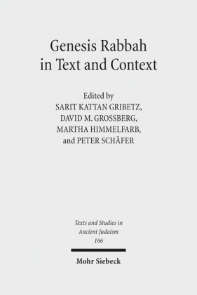 Genesis Rabbah in Text and Context