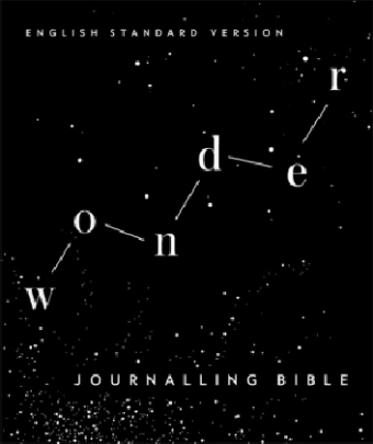 ESV Wonder Journalling Bible