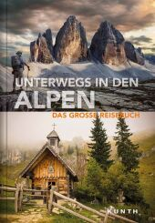 Unterwegs in den Alpen Cover