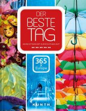 Der beste Tag - 365 x Europa Cover