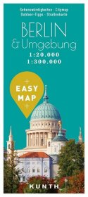 EASY MAP Berlin & Umgebung