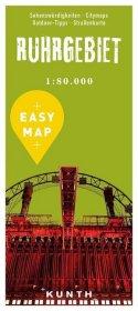 EASY MAP Ruhrgebiet