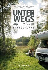 Unterwegs zuhause Deutschland Cover
