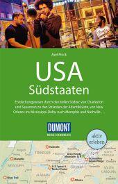 DuMont Reise-Handbuch Reiseführer USA, Die Südstaaten Cover
