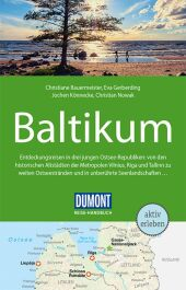 DuMont Reise-Handbuch Reiseführer Baltikum Cover