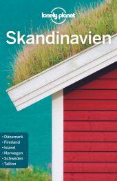 Lonely Planet Reiseführer Skandinavien Cover