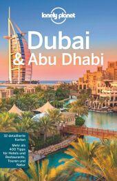 Lonely Planet Reiseführer Dubai & Abu Dhabi Cover