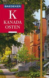 Baedeker Reiseführer Kanada Osten Cover