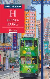 Baedeker Reiseführer Hongkong Cover