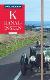 Baedeker Reiseführer Kanalinseln Cover