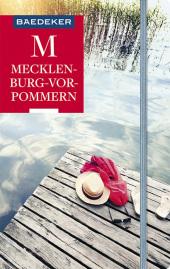 Baedeker Reiseführer Mecklenburg-Vorpommern Cover