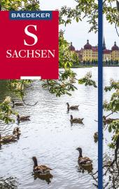 Baedeker Reiseführer Sachsen Cover