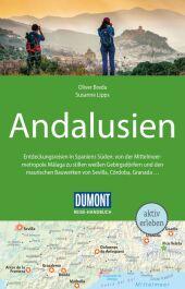 DuMont Reise-Handbuch Reiseführer Andalusien Cover