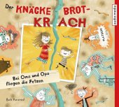 Der Knäckebrotkrach, 1 Audio-CD Cover
