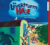 Die Leuchtturm-HAIE - Die Jagd nach dem Perlendieb, 2 Audio-CDs
