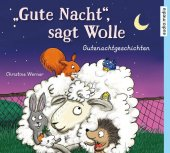 """Gute Nacht"", sagt Wolle, 1 Audio-CD Cover"