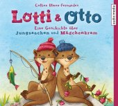 Lotti & Otto, 1 Audio-CD Cover