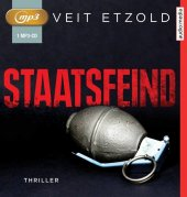 Staatsfeind, 1 MP3-CD Cover
