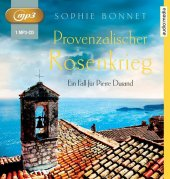 Provenzalischer Rosenkrieg, 1 MP3-CD Cover