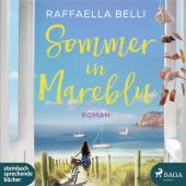 Sommer in Mareblu, 1 MP3-CD Cover
