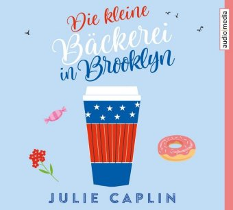 Die kleine Bäckerei in Brooklyn, 6 Audio-CDs