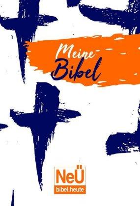 Meine Bibel, NeÜ bibel.heute -Taschenausgabe - Motiv Kreuze