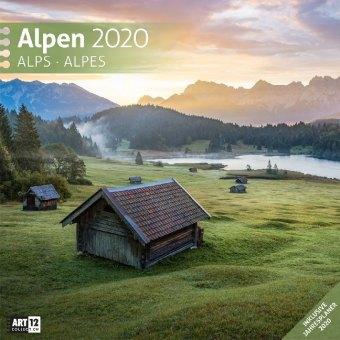 Alpen / Alps / Alpes 2020