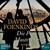 Die Frau im Musée d'Orsay, 1 MP3-CD Cover
