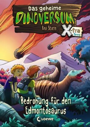 Das geheime Dinoversum Xtra 6 - Bedrohung für den Edmontosaurus