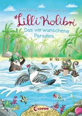 Lilli Kolibri 3 - Das verwunschene Paradies