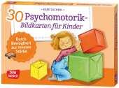 30 Psychomotorik-Bildkarten für Kinder