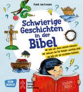 Schwierige Geschichten in der Bibel Cover
