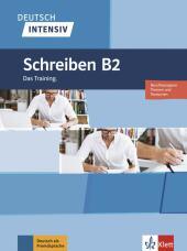 Deutsch intensiv - Schreiben B2 Cover