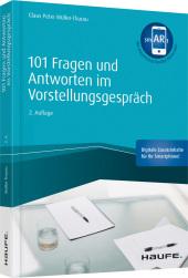 101 Fragen und Antworten im Vorstellungsgespräch Cover