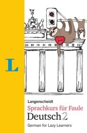 Langenscheidt Sprachkurs für Faule Deutsch 2 Cover