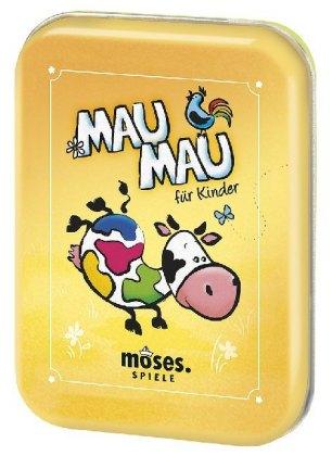 Mau-Mau für Kinder (Spiel)