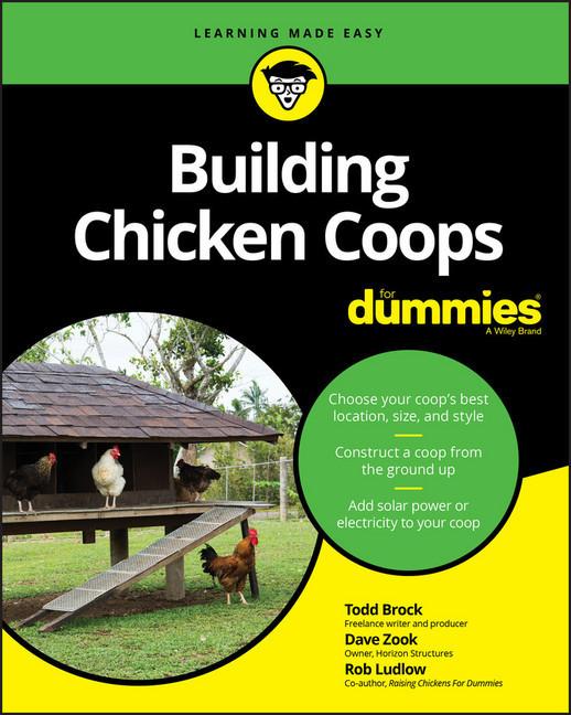 Building A Chicken Coop Ebook