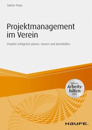 Projektmanagement im Verein - inkl. Arbeitshilfen online