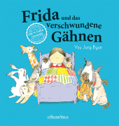 Frida und das verschwundene Gähnen Cover