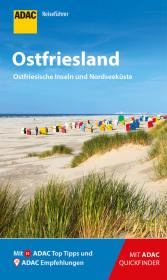 ADAC Reiseführer Ostfriesland Cover