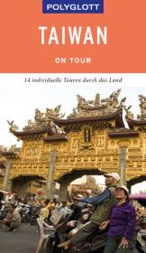 POLYGLOTT on tour Reiseführer Taiwan Cover